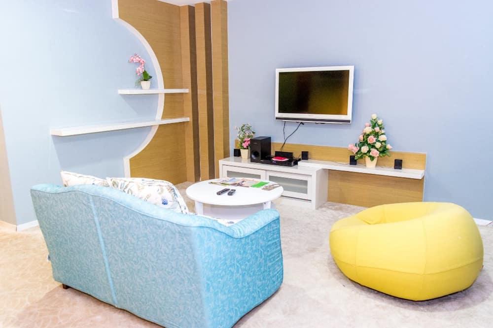 סוויטת קלאב - אזור מגורים