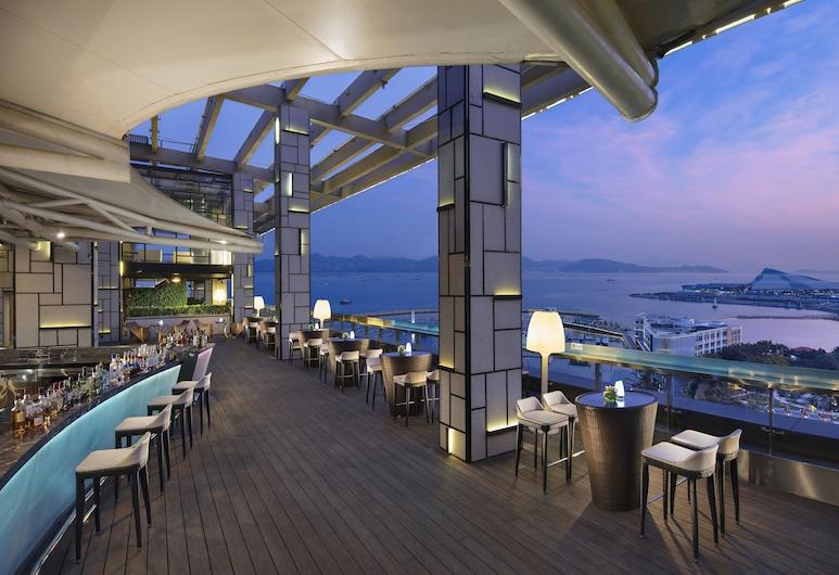Hilton Shenzhen Shekou Nanhai, שנזן, בר המלון