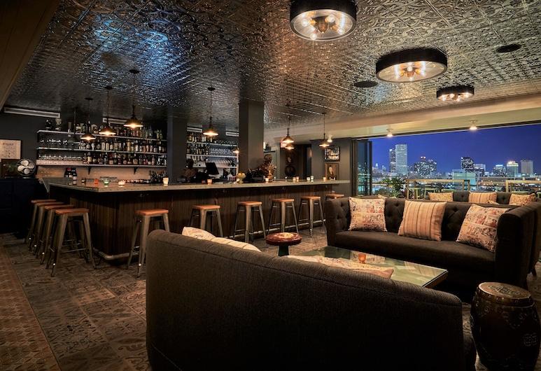 The Pontchartrain Hotel, New Orleans, Hotel Bar