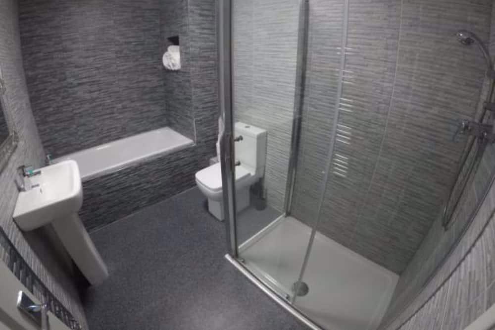 Standard-huoneisto, 2 makuuhuonetta - Kylpyhuone
