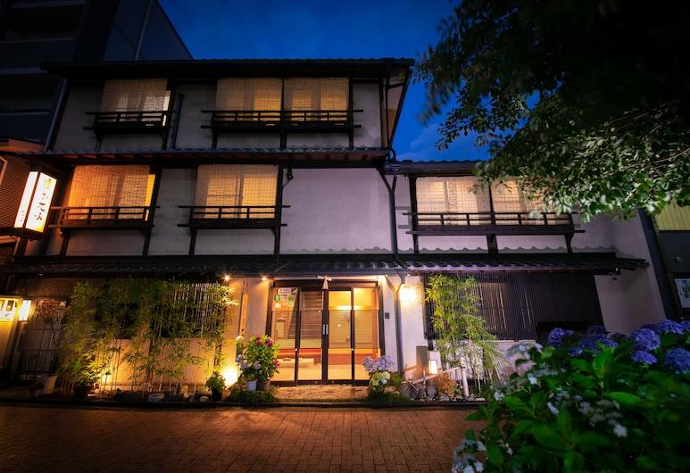 Hokkaikan Ohanabo, Kyoto, Hotel Front
