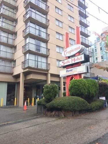 Tropicana Suite Hotel Vancouver