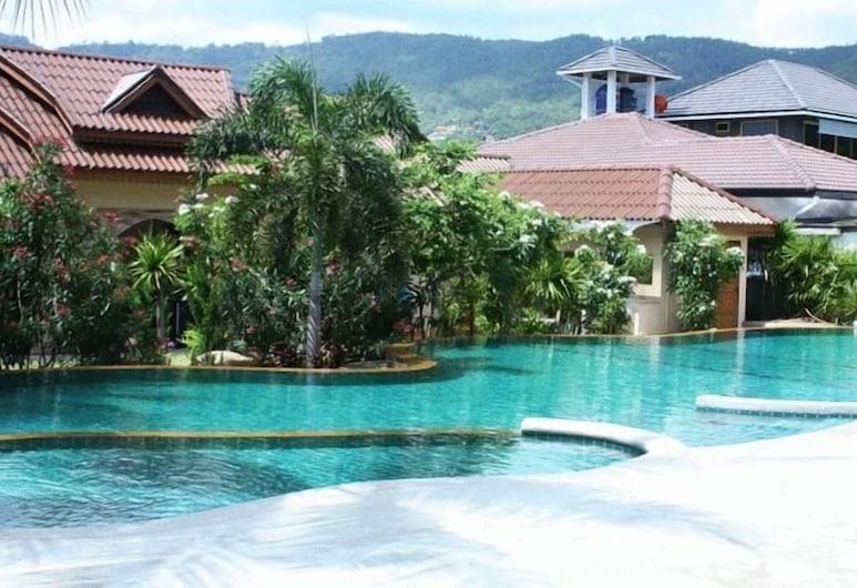 Baan Saensook Villas, Ko Samui, Kolam Terbuka