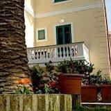Apartman, 1 spavaća soba, čajna kuhinja - Pogled na vrt