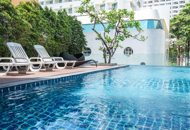 A-One Star Hotel, Pattaya, Outdoor Pool