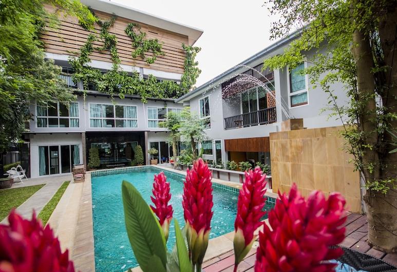 Tamnak Villa, Pattaya