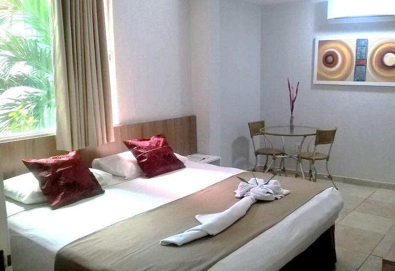 Conde Hotel, Maceio, Superior szoba, Vendégszoba