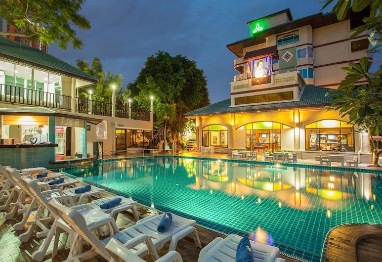 Diana Garden Resort & Lodge, Pattaya, Exterior