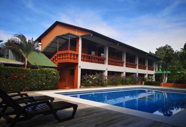 Hotel Nido del Halcón, באיינה, חדר סופריור לארבעה, נוף לחצר