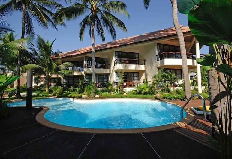 Thong Takian Resort, Ko Samui, Kolam Terbuka