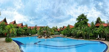 暹粒索卡萊吳哥水療飯店的相片