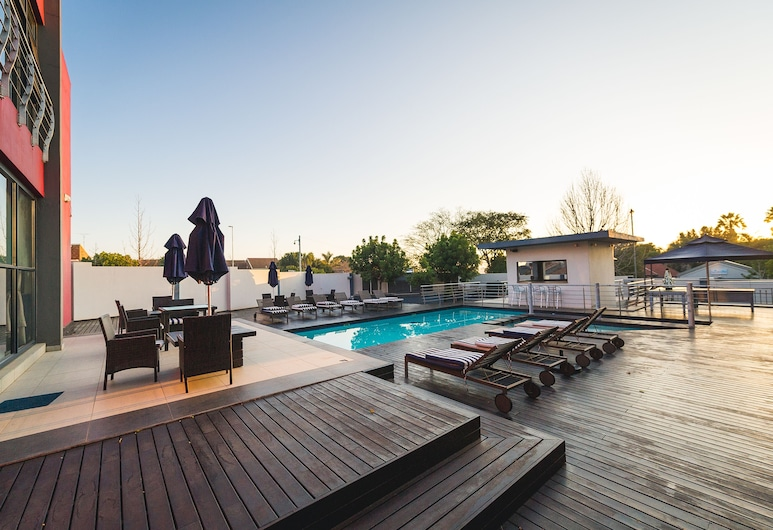 Blue Diamond Boutique Hotel, Pretoria, Outdoor Pool