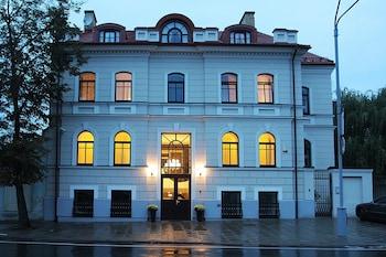 Selline näeb välja Moon Garden Art Hotel, Vilnius