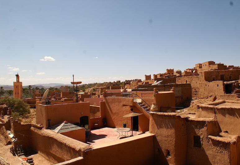 Dar El Nath, Ouarzazate, Terrasse/patio