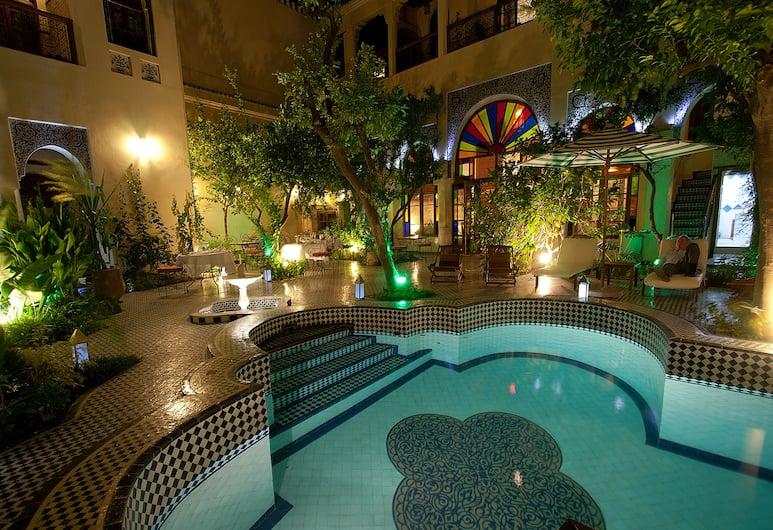 Ryad Salama, Fes, Outdoor Pool