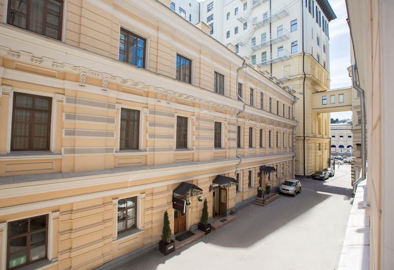 Matreshka Hotel, Moskwa, Pokój standardowy, Widok z pokoju