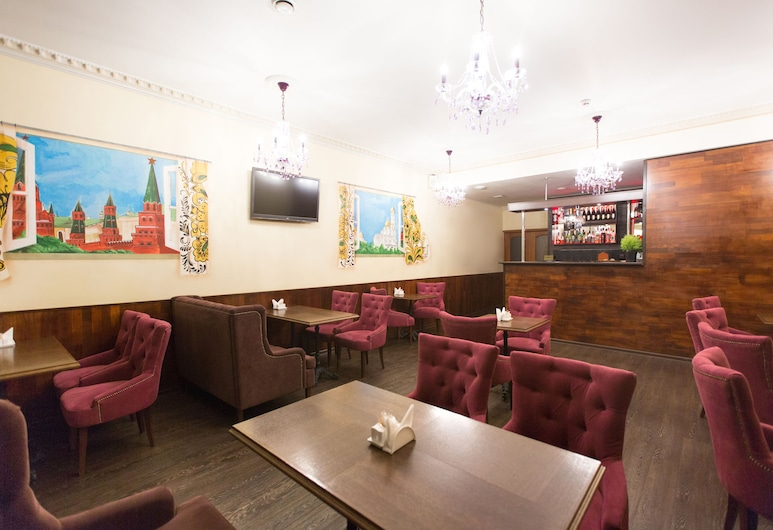 Matreshka Hotel, Moskva, Hotelski bar