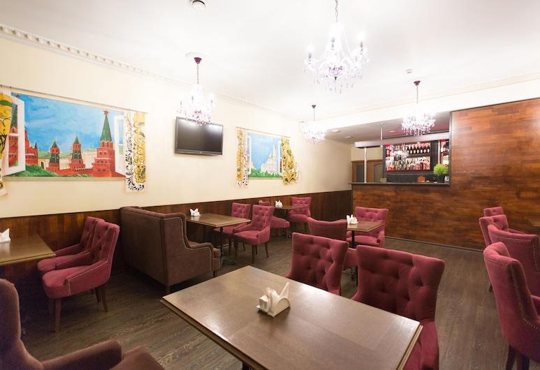 Matreshka Hotel, Moskwa, Bar hotelowy