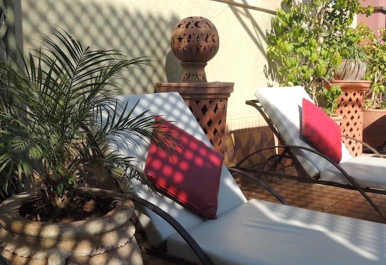 Riad l'heure D'été, Marrakech, Terrace/Patio