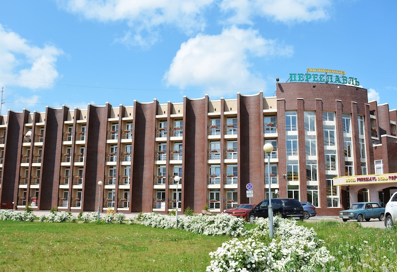 Hotel Pereslavl, Pereslavl-Zalesskiy, Mặt tiền khách sạn