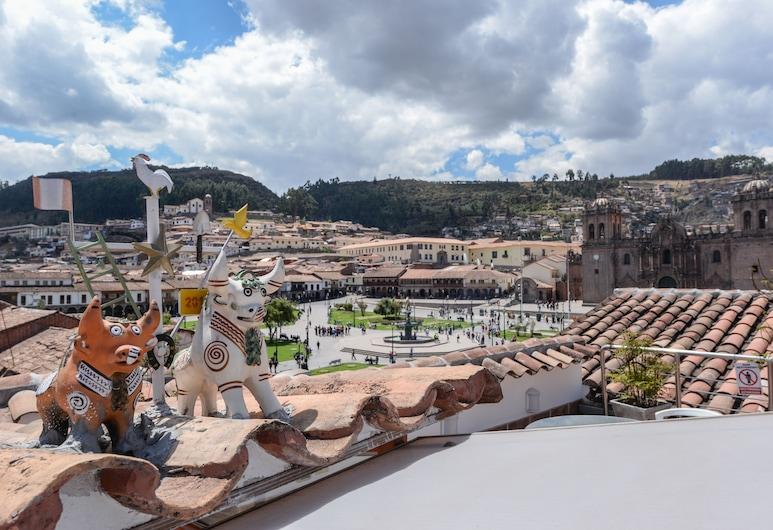 Hotel Cusco Plaza de Armas, Cusco, View from Hotel