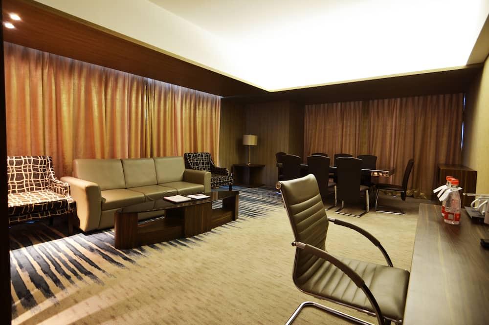 Presidential Suite - Wohnzimmer
