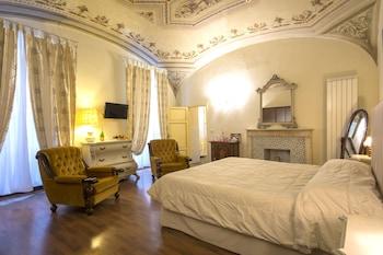Foto del B&B Pantaneto Palazzo Bulgarini en Siena