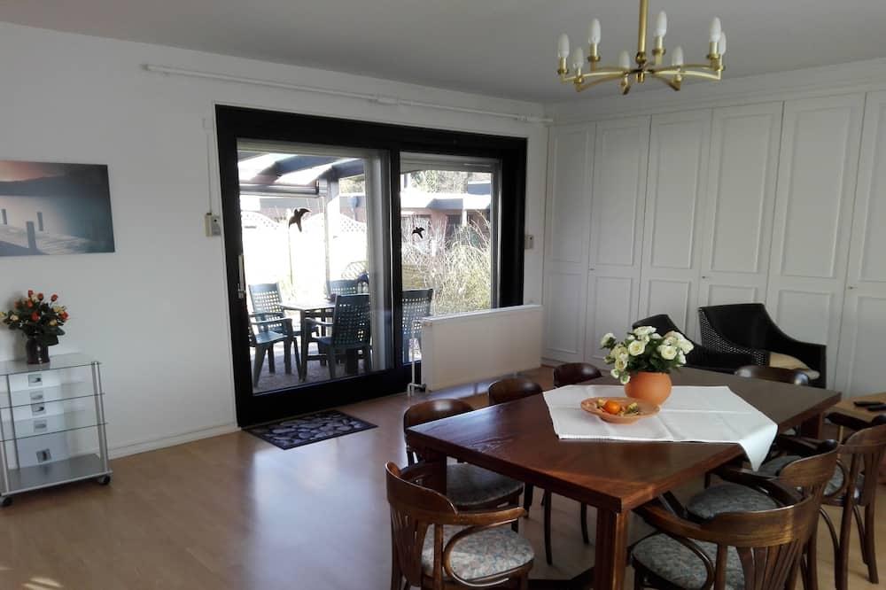 家庭公寓客房, 5 間臥室, 非吸煙房, 露台 - 客廳