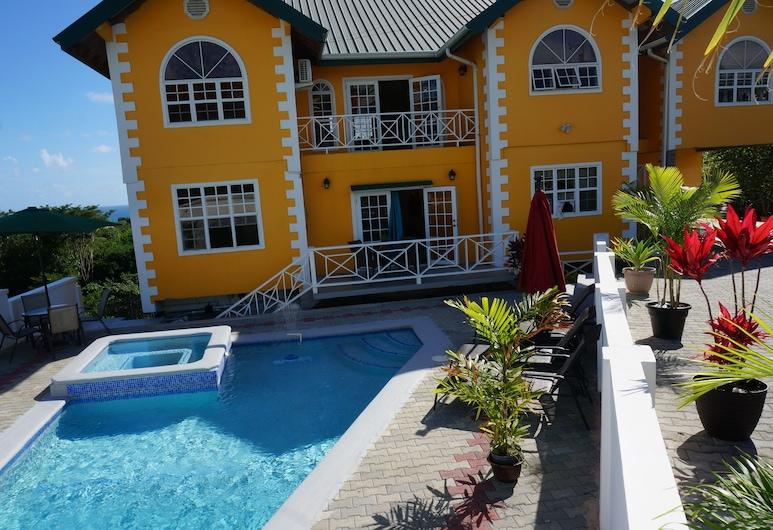 Faith's Villa of Tobago, Scarborough, Exterior