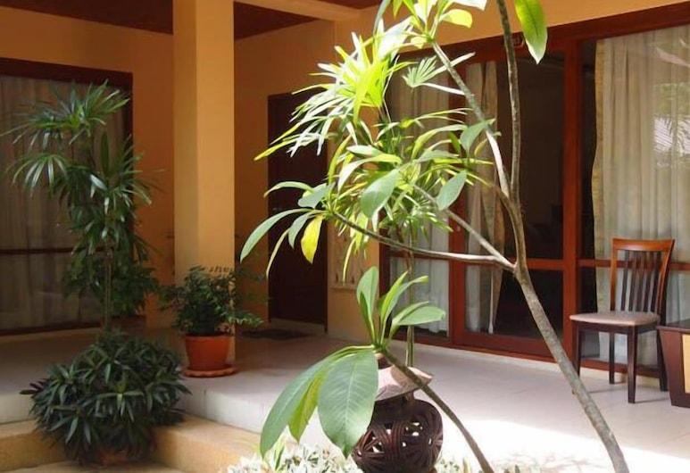 Summer Inn, Ko Samui, Family Room, Teres/Laman Dalam