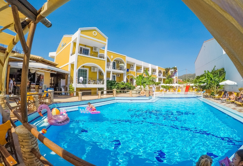 Ξενοδοχείο Vanessa, Ζάκυνθος