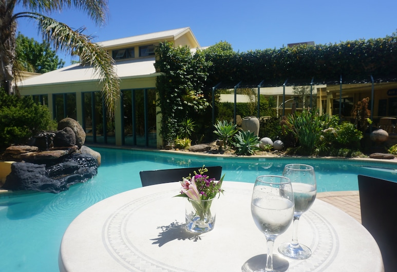Madison Spa Motel - Adults Only, Moama, Piscina al aire libre