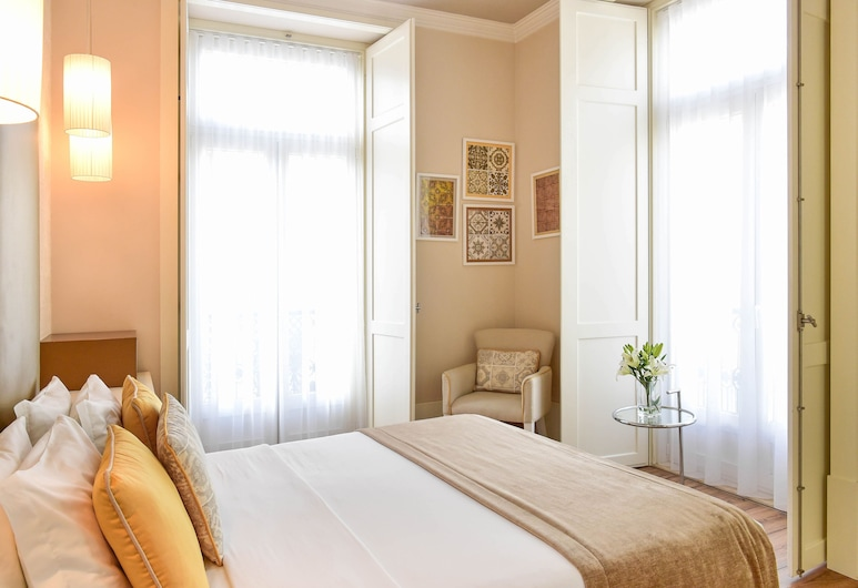 My Story Hotel Ouro, Lisbon, Double Room, Guest Room