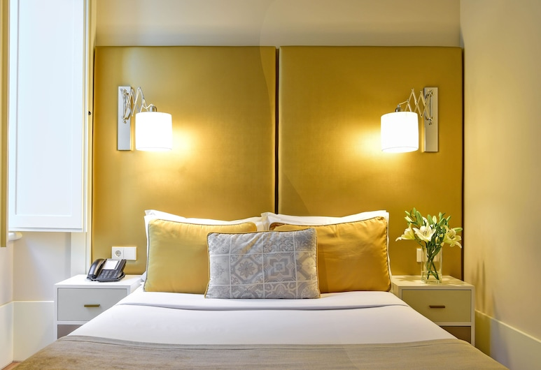 My Story Hotel Ouro, Λισσαβώνα, Δίκλινο Δωμάτιο (Double), Δωμάτιο επισκεπτών
