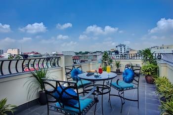 河內河內時髦 Spa 飯店的相片