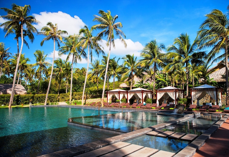 Aroma Beach Resort & Spa, Phan Thiet, Outdoor Pool