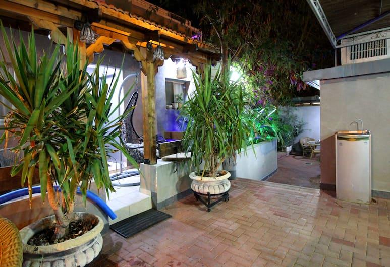 Sunset Inn, Eilat, Hotel Front