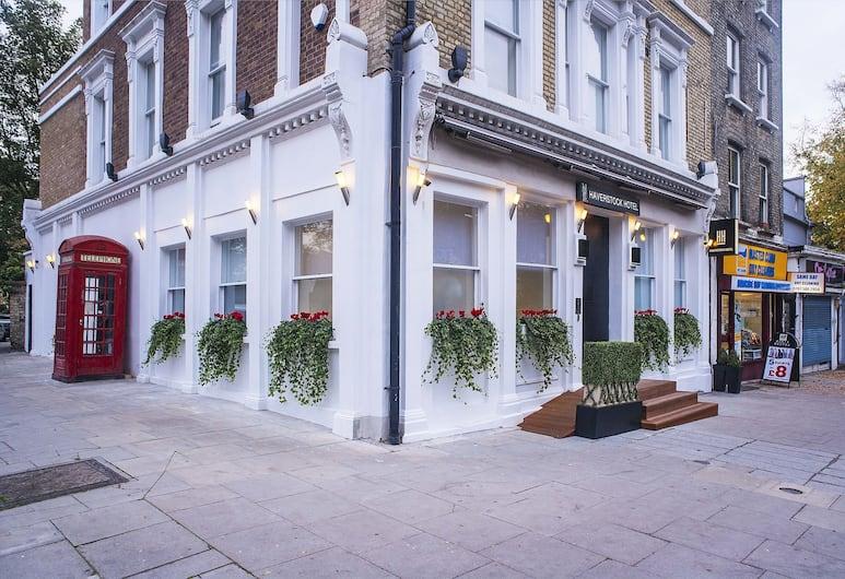 Haverstock Hotel, London, Utvendig