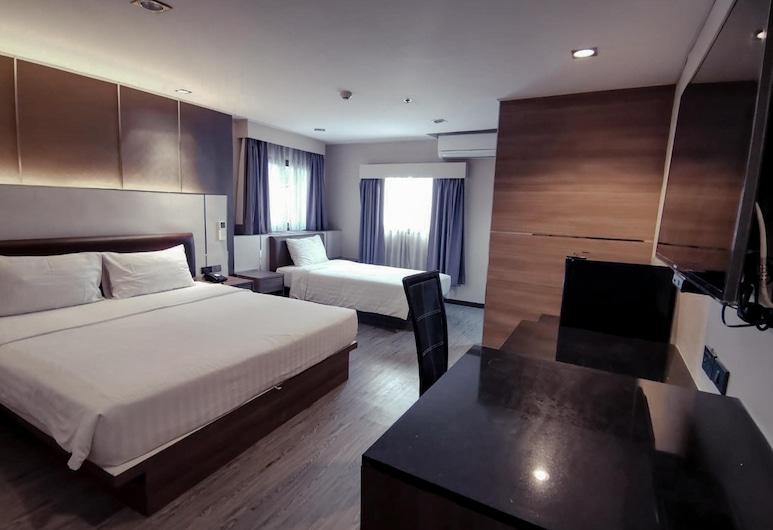 Citin Sukhumvit 11 Nana Bangkok by Compass Hospitality, Bangkok, Dreibettzimmer, Zimmer