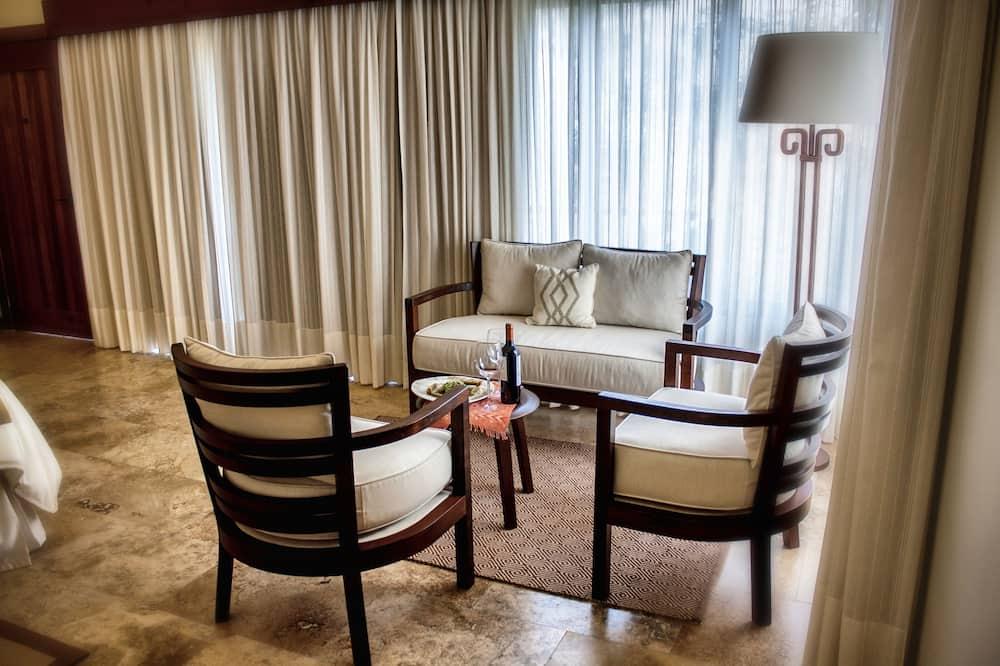 Rivera Suite 1 King  - Área de Estar