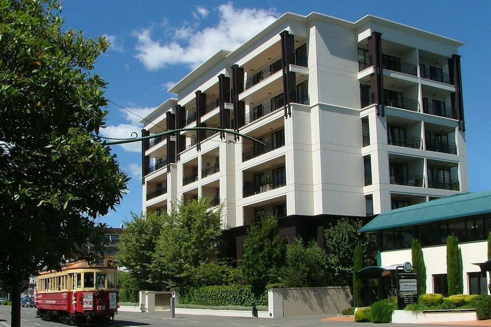 West Fitzroy Apartments, Christchurch