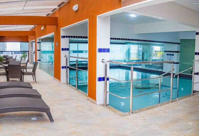 Hotel Vieira's, Balneario Camboriu, Piscina coperta