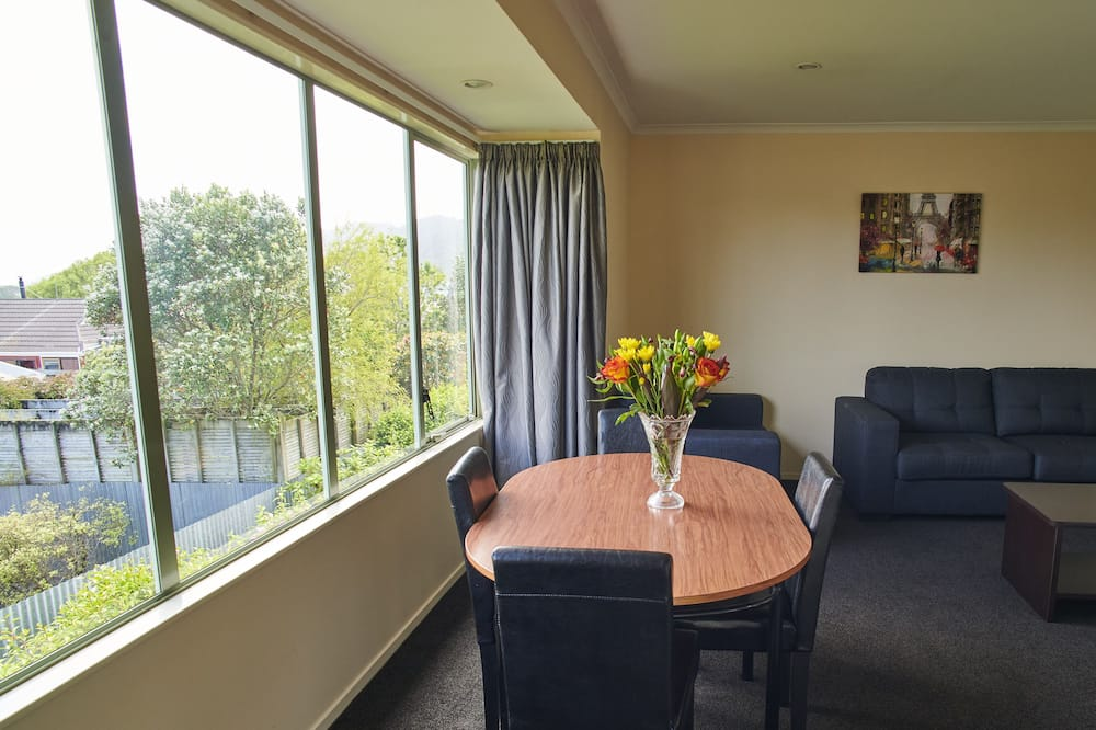 Two Bedroom - Living Area