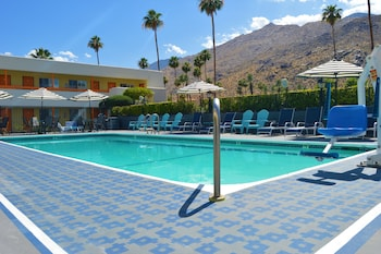 Picture of Musicland Hotel in Palm Springs