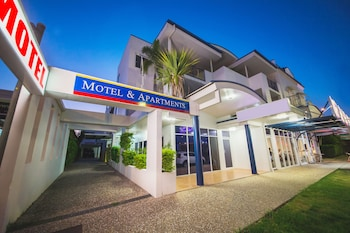 Picture of The Cosmopolitan Motel and Serviced Apartments in Rockhampton