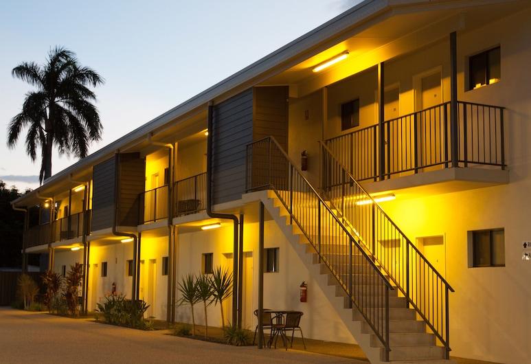 Abode37, Emerald, Fachada del hotel