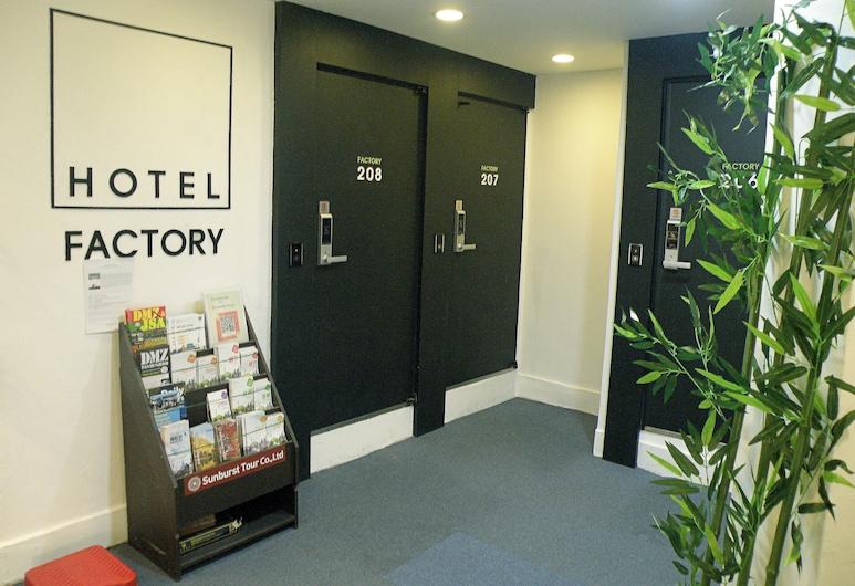 Hotel Factory, Soul