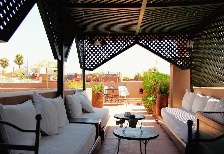 Riad Al Karama, Marrakech, Terraza o patio