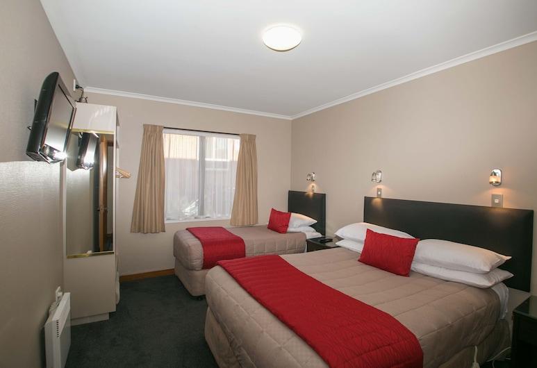 Allan Court Motel, Dunedin, Unit 8 - Access unit , Guest Room