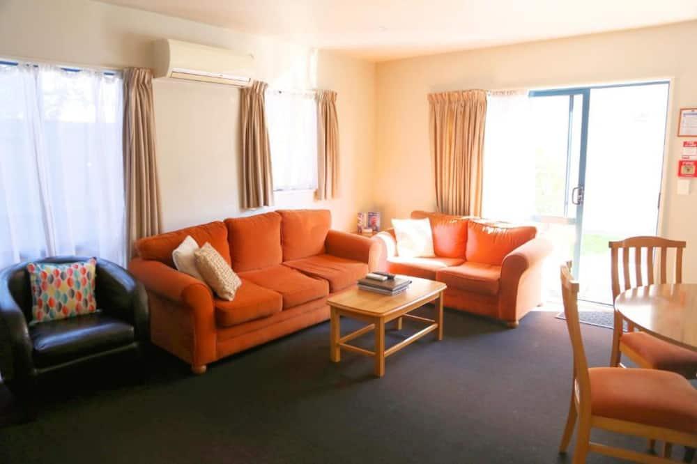 Apartment, 2 Bedrooms, Jetted Tub - Ruang Tamu
